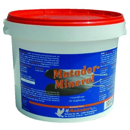 Matador Mineral 5 KG 55 lei